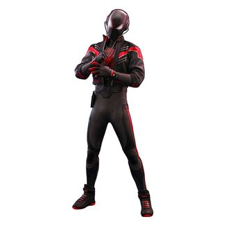 Figura Miles Morales 2020 Suit Marvel's Spider-Man: Miles Morales Video Game Masterpiece