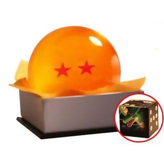 Bola de Dragón 2 Estrellas - Ryan Shinchuu - Escala Real