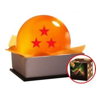 Bola de Dragón 3 Estrellas - San Shinchuu - Escala Real - Dragon Ball Z