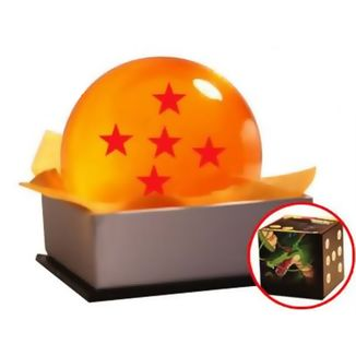 Bola de Dragón 5 Estrellas - Uh Shinchuu - Escala Real - Dragon Ball Z