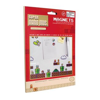 Imanes Super Mario Bros - Set de 80