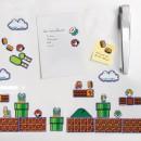 Imanes Super Mario Bros - Set de 80
