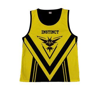 Camiseta Basket Pokemon GO - Team Instinct
