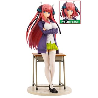 Nino Nakano Bonus Edition Figure The Quintessential Quintuplets