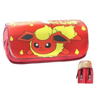 Estuche Pokemon - Flareon