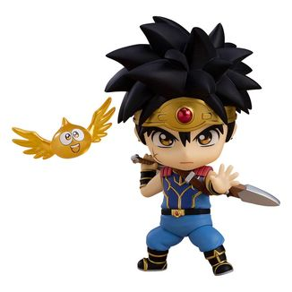 Nendoroid 1547 Dai Dragon Quest The Legend of Dai