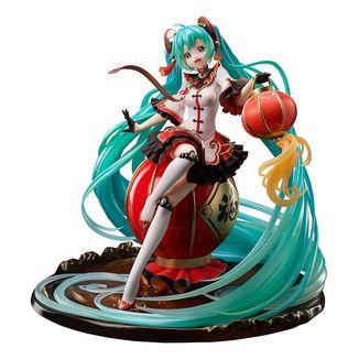 Figura Hatsune Miku Chinese New Year Ver. Vocaloid F:Nex