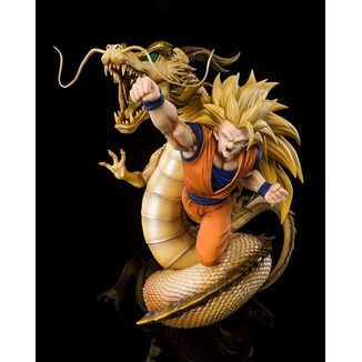 Son Goku SSJ3 Figuarts Zero Dragon Ball Z Extra Battle