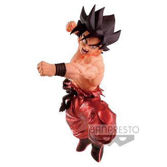 Son Goku Kaio Ken Figure Blood Of Saiyans Special X Dragon Ball Z