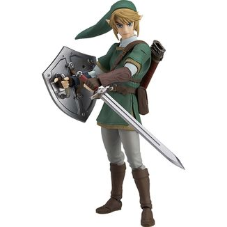 Figma 320 Link DX Edition The Legend of Zelda Twilight Princess