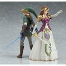 Figure The Legend of Zelda Twilight Princess - Zelda - Figma