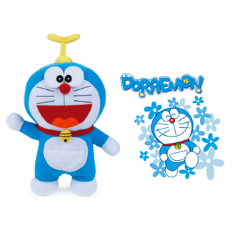 Peluche Doraemon Barret Copter (G) V1 Doraemon