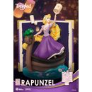 Rapunzel Tangled Disney Diorama D-Stage Story Book Series