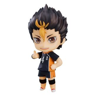 Yu Nishinoya The New Karasuno Nendoroid 1591 Haikyu