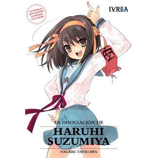La disociación de Haruhi Suzumiya (La Novela)