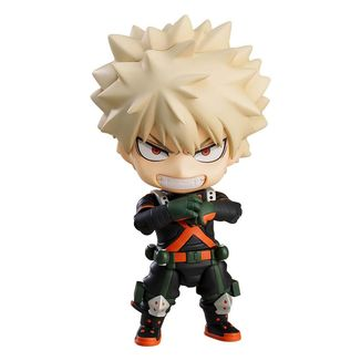 Katsuki Bakugo Winter Costume Nendoroid 1595 My Hero Academia