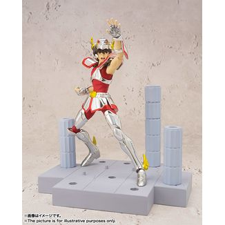 Figura Caballeros del Zodiaco - Pegaso Seiya - D.D. Panoramation