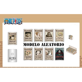 Pin One Piece - Pins Collection Wanted Poster Ver. - Aleatorio
