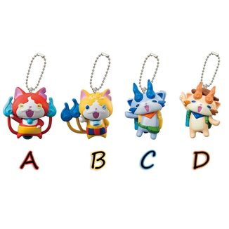 Yo-Kai Watch Gashapon Dream Swing 01
