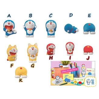 Clip Doraemon - Memo Holder