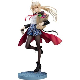 Saber Altria Pendragon Alter Figure Fate Grand Order Heroic Spirit Traveling Outifit
