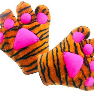 Glove Cat / Glove Tiger
