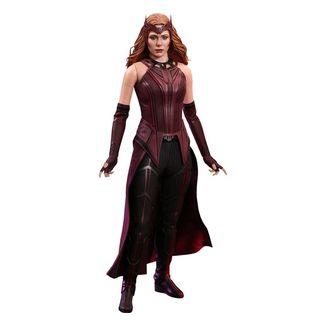 The Scarlet Witch Wanda Maximoff Figure WandaVision Hot Toys