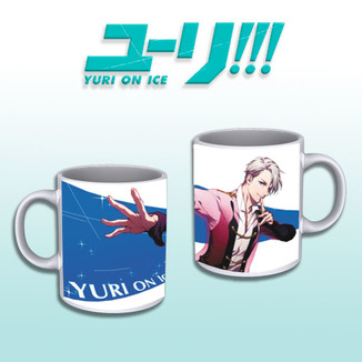 Taza Yuri on Ice! - Viktor Nikiforov
