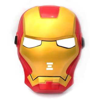 Mascara PVC - Iron Man #2