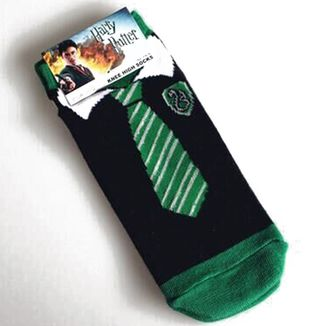 Calcetines Harry Potter - Slytherin