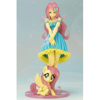 Figura Fluttershy Limited Edition My Little Pony Bishoujo