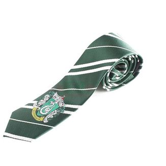 Corbata Harry Potter - Slytherin