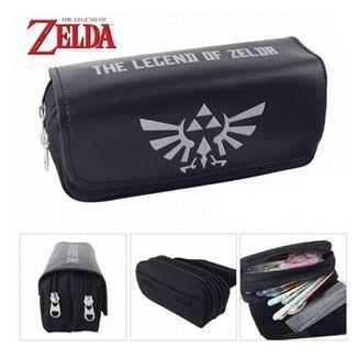 Pencil case Zelda Triforce