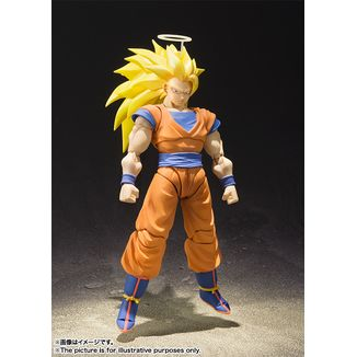 Son Goku SSJ3 SH Figuarts Dragon Ball Z