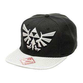 Gorra Trifuerza Gris The Legend of Zelda