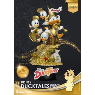 DuckTales Golden Edition Figure Disney Classic Animation Series D-Stage