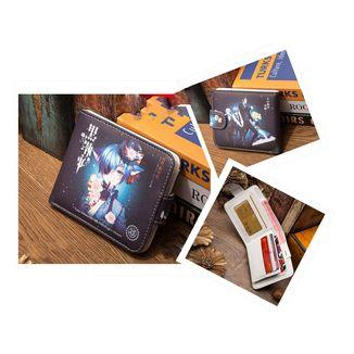 Black Wallet Kuroshitsuji