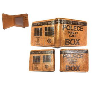 TARDIS Wallet Doctor Who