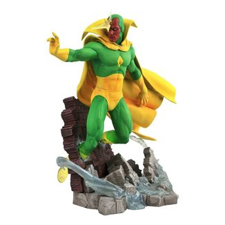 Vision Figure Marvel Comic Gallery Vs
