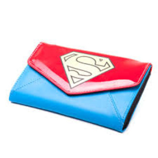 Monedero Superman - Logo