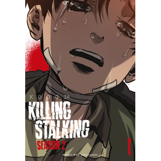 Killing Stalking Season 2 #01 Manga Oficial Milky Way Ediciones