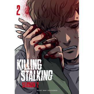 Killing Stalking Season 2 #02 Manga Oficial Milky Way Ediciones