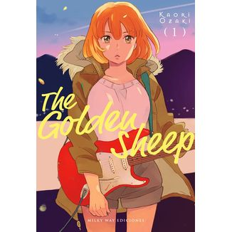 The Golden Sheep #01 Manga Oficial Milky Way Ediciones (spanish)