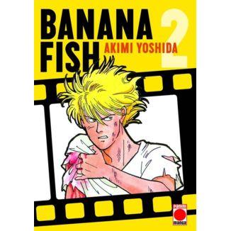Banana Fish #02 Manga Oficial Panini Manga