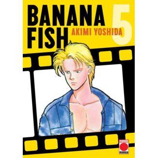 Banana Fish #05 Manga Oficial Panini Manga