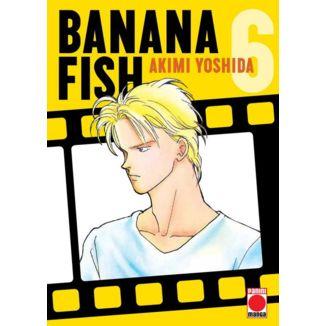 Banana Fish #06 Manga Oficial Panini Manga