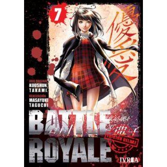 Battle Royale Edición Deluxe #07 Manga Oficial Ivrea (spanish)