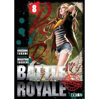 Battle Royale Edición Deluxe #08 Manga Oficial Ivrea