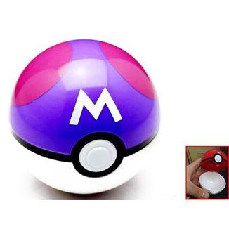 Pokéball Réplica 10 cm. - Master Ball