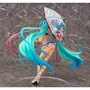 Figura Racing Miku 2019 Thailand Ver AQ Hatsune Miku GT Project Vocaloid